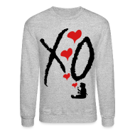 Long Sleeve Shirts ~ Crewneck Sweatshirt ~ XO GIRL
