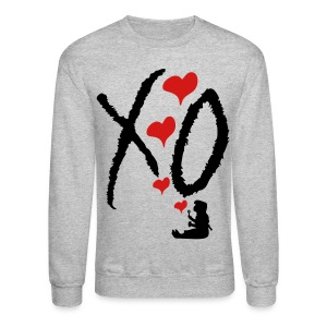 XO GIRL - Crewneck Sweatshirt