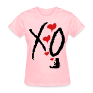 Women's T-Shirts ~ Women's T-Shirt ~ XO GIRL