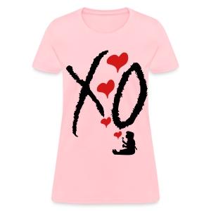 XO GIRL - Women's T-Shirt