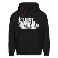 Hoodies ~ Men's Hoodie ~ Successful