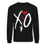 Long Sleeve Shirts ~ Crewneck Sweatshirt ~ xo