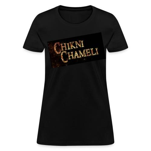 AGNEEPATH (2012)- Signature Series: Chikni Chameli - Women's T-Shirt