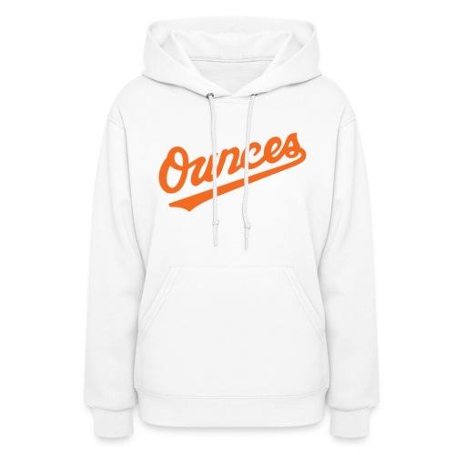 Ounces - Women's Hoodie
