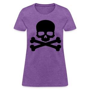 Skull N' Bones - Women's T-Shirt
