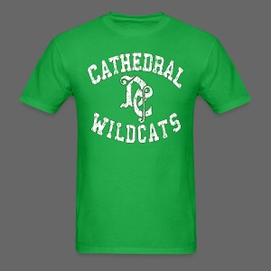 Detroit Cathedral - Men's T-Shirt