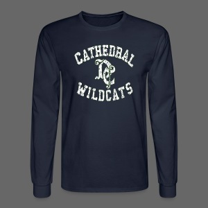 Detroit Cathedral - Men's Long Sleeve T-Shirt