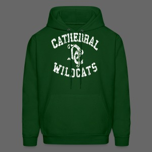Detroit Cathedral - Men's Hoodie
