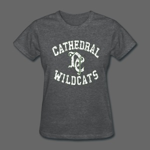 Detroit Cathedral - Women's T-Shirt