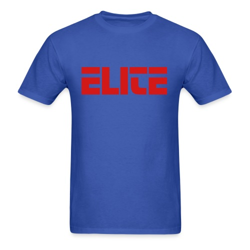 NY Giants ELITE ELI Blue and Red - Men's T-Shirt