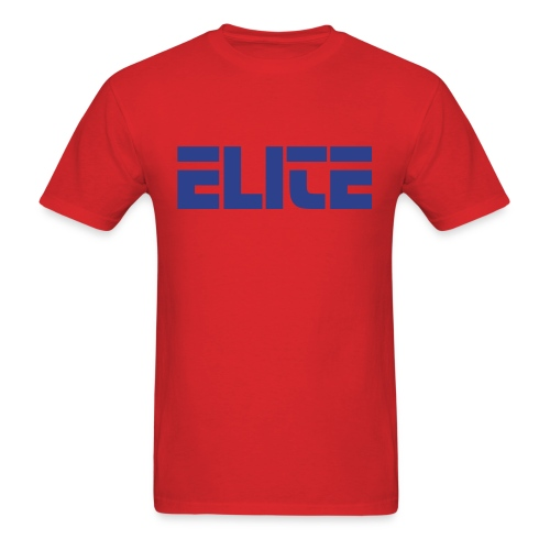 NY Giants ELITE ELI Red and Blue - Men's T-Shirt