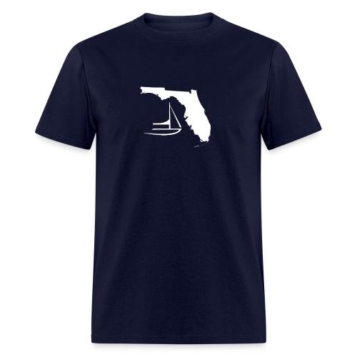 Sail Florida - Men's T-Shirt