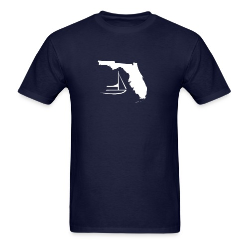 Sail Florida - Men's T-Shirt