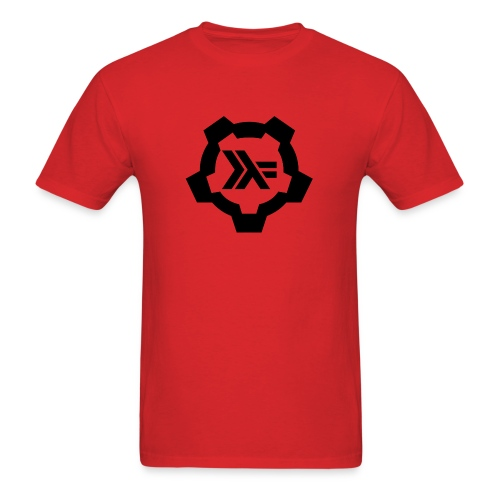 Haskell is the Bomb - Men's T-Shirt