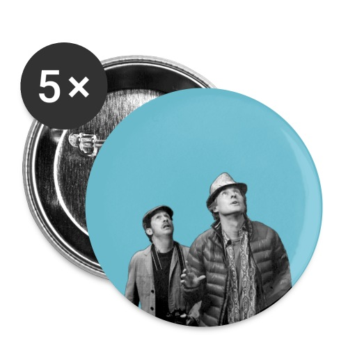 The big year- Pin  - Small Buttons