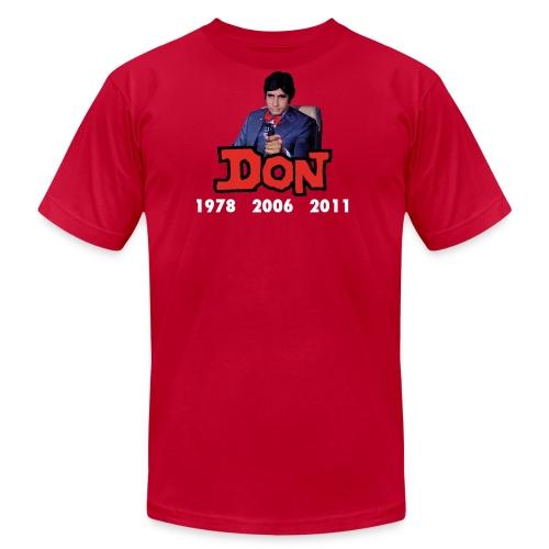 Don (1978) - Legacy Collection: Timeline - Men's Fine Jersey T-Shirt