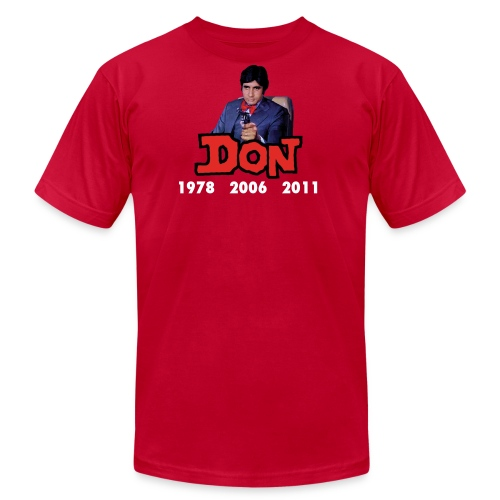 Don (1978) - Legacy Collection: Timeline - Men's  Jersey T-Shirt