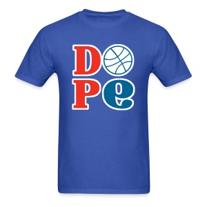 Philly Basketball  Dope Shirt - Love Style Spoof - Men's T-Shirt