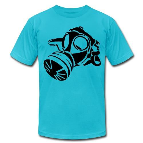 $tonerCo Official GasMask Tee - Men's Fine Jersey T-Shirt