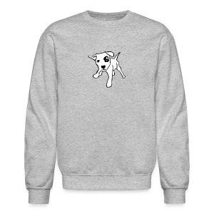 Official Dogs Against Romney I Ride Inside Sweatshirt (front/back design) - Crewneck Sweatshirt