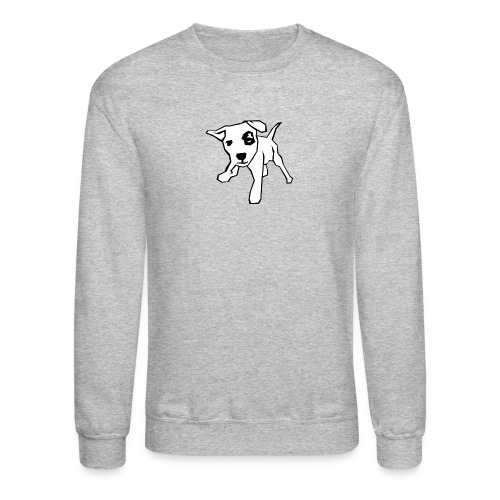 Official Dogs Against Romney I Ride Inside Sweatshirt (front/back design) - Crewneck Sweatshirt