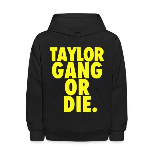 TAYLOR GANG HOODIE! - Kids' Hoodie