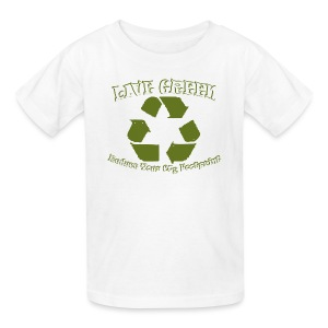 Live Green - Kids' T-Shirt