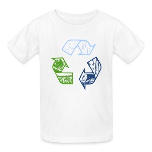 Recycle Tee - Kids' T-Shirt