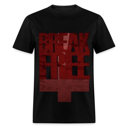 Break Free from Religion - Men's T-Shirt