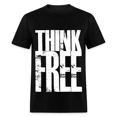 Think Free - Men's T-Shirt