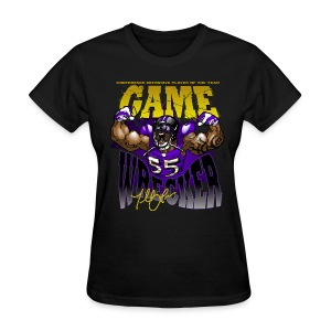 THE Gamewrecker Ladies Tee - Women's T-Shirt