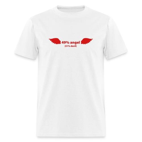 Angel / Devil - Men's T-Shirt