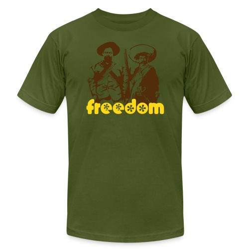 Freedom T - Men's  Jersey T-Shirt