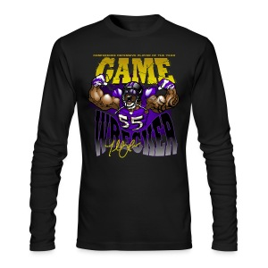 THE Gamewrecker Mens Long - Men's Long Sleeve T-Shirt by Next Level
