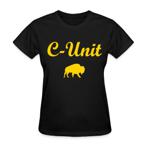 C-Unit - Ladies - Women's T-Shirt