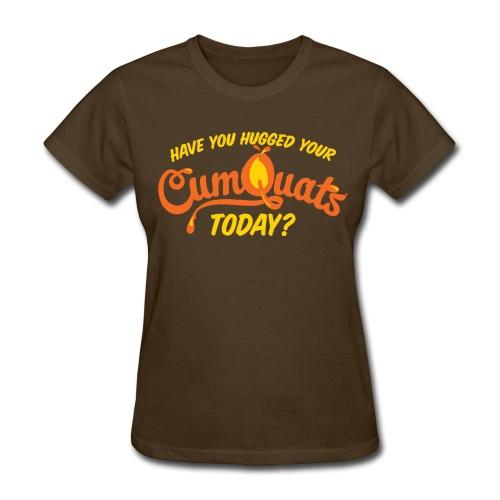 Have You Hugged? (yellow) - Women's T-Shirt