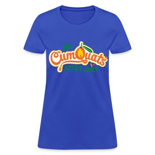 Extra Juicy (green) - Women's T-Shirt