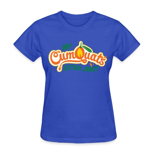 Extra Juicy (green) - Women's T-Shirt
