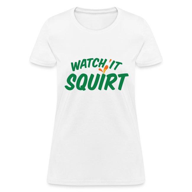 Squirt Shirt Teenager Sex mit älteren Männern