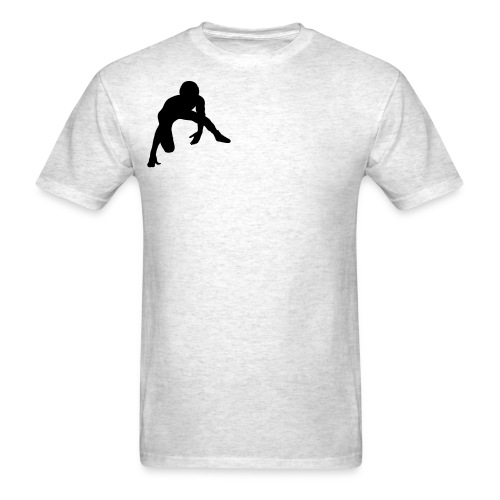 Wrestler/Training - Men's T-Shirt