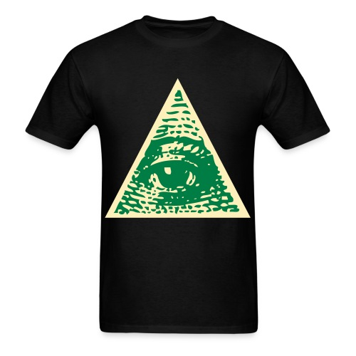 The Eye C U Tee - Men's T-Shirt