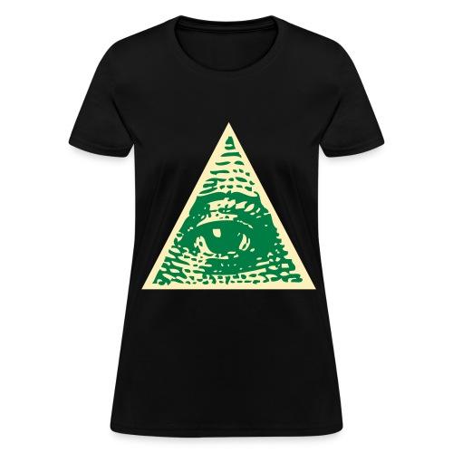 The Eye C U Tee - Women's T-Shirt