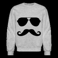 Long Sleeve Shirts ~ Crewneck Sweatshirt ~ Article 8936036