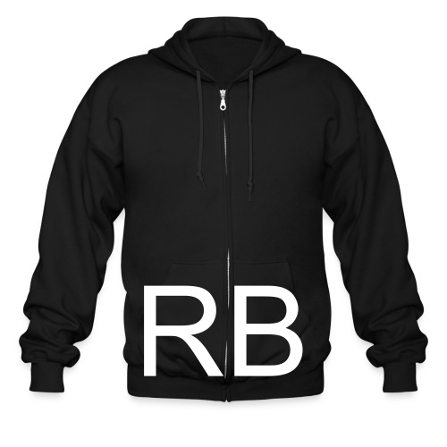 Rich boyz money signs - Men's Zip Hoodie