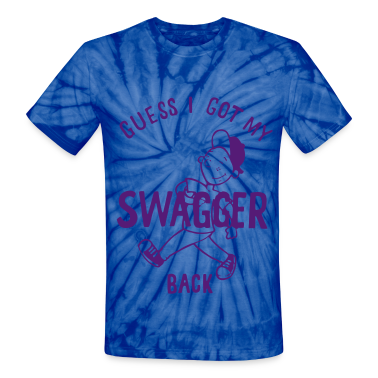 GUESS I GOT MY SWAGGER BACK T-Shirts