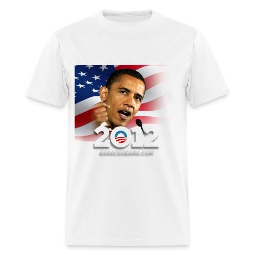 Barack Obama - Men's T-Shirt