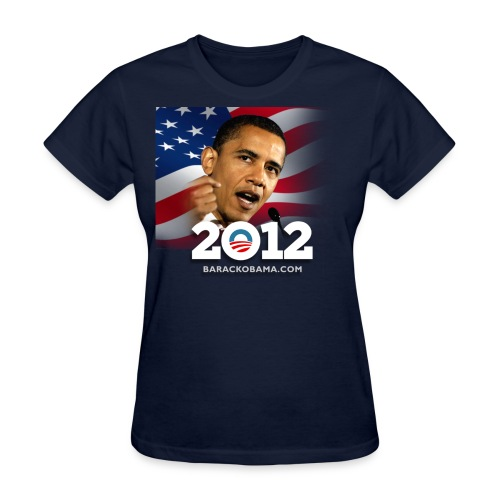 Barack Obama - Women's T-Shirt