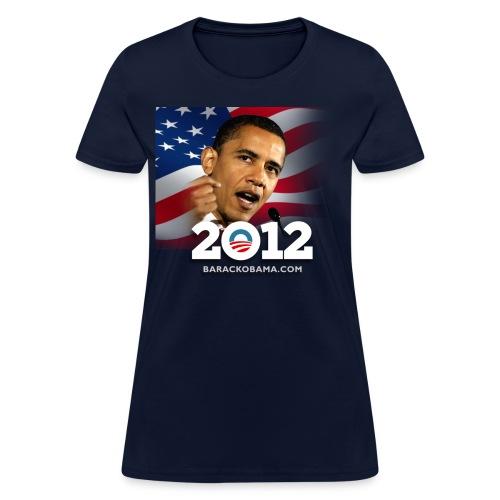 Barack Obama - Women's T-Shirt
