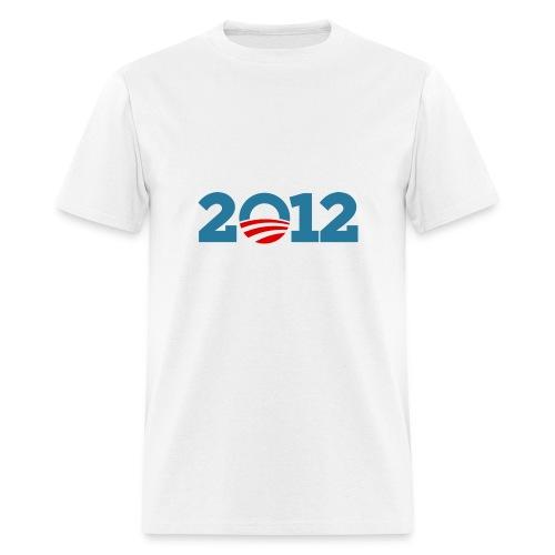 2012 - Men's T-Shirt