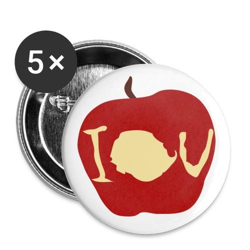 Sherlock IOU - Small Buttons